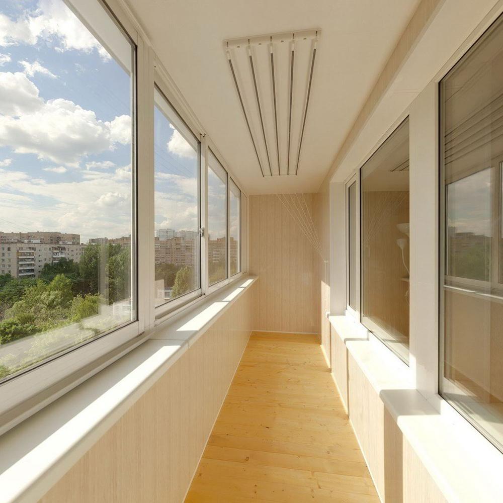Балконы остекление картинки